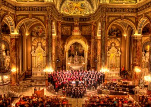 Bel Canto Chorus Presents Christmas in the Basilica December 8 and 9
