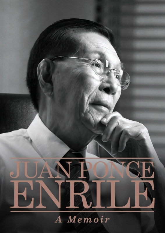 Juan Ponce Enrile - A Memoir
