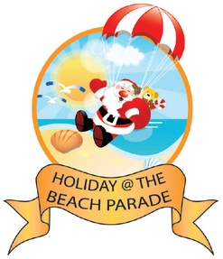 The Rotary Club of Flagler Beach Hosts the Flagler Beach Holiday Parade.