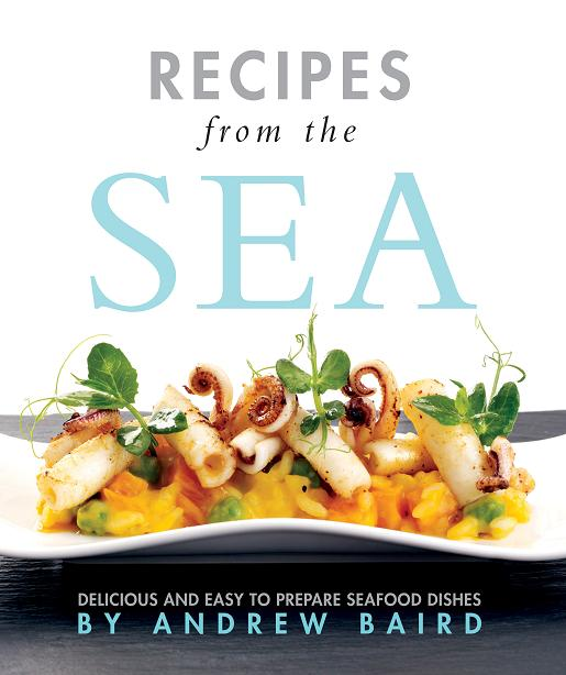 Recipes from the Sea Cover mini
