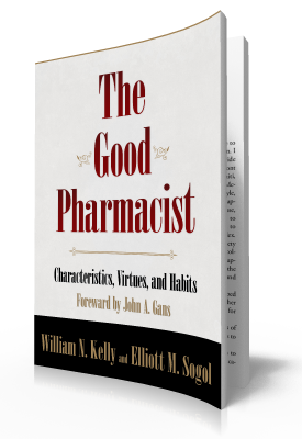 "Target's Elliott Sogol co-authored ""The Good Pharmacist"""