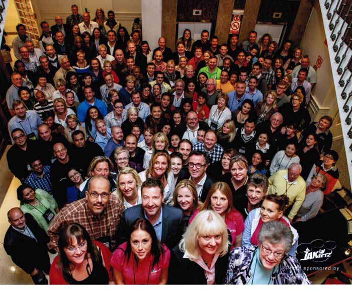 IPATA Members at Conference