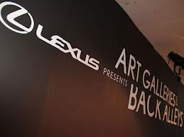Lexus at Miami Int'l Auto Show 2012