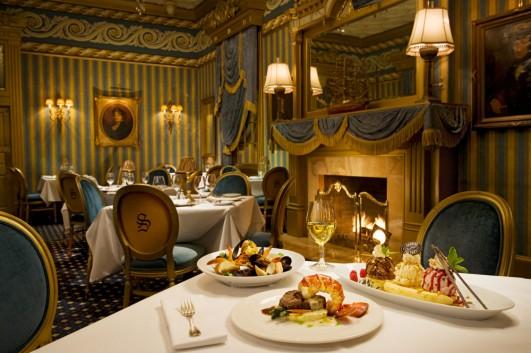 Sardine Factory Restaurant - The Captains Room