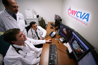 NYCVA Trained Medical Professionals. Cardiovascular Specialists