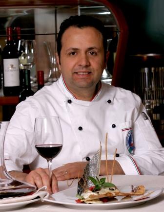 Chef Enzo Cannata