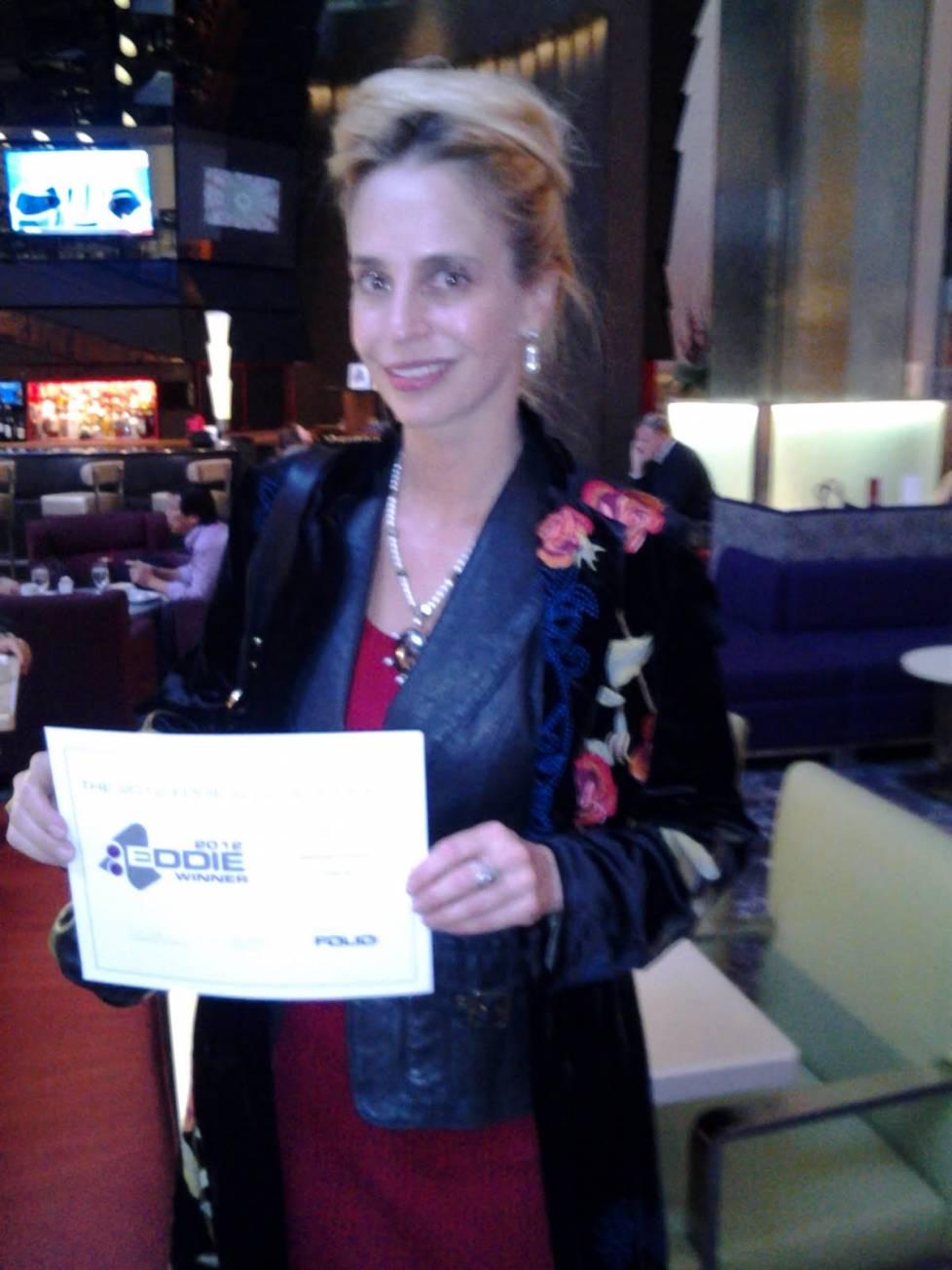 Vivian Van Dijk, Editor-in-Chief at Eddie and Ozzie Awards
