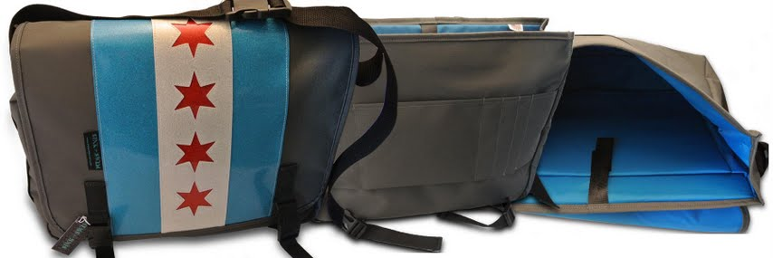 Sink or Swim to Park Messenger Bags in Heritage Bicycle