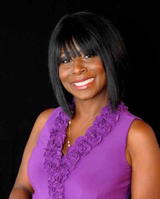 Eveline Pierre Campaigner of Empowerment