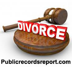 Find Divorce Records