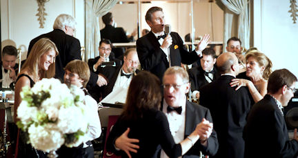 Wedding Elegance and the Sinatra Nation Orchestra