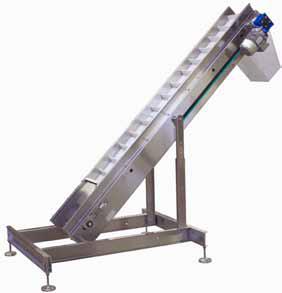 EC-Series Bulk Conveyor