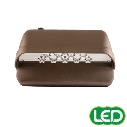 Hubbell Outdoor LNC2 LED Wallpack