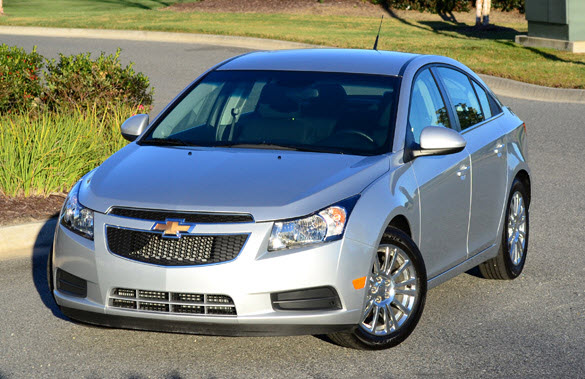 CHEVROLET CRUZE IN BURLINGTON AT KORF CONTINENTAL