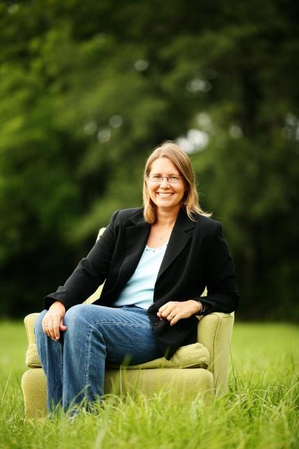 Author, Tamara Ward