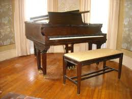 Music on the Piano
