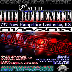 Convergence Lawrence MixTape  Size