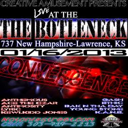 Convergence Lawrence MixTape  Size