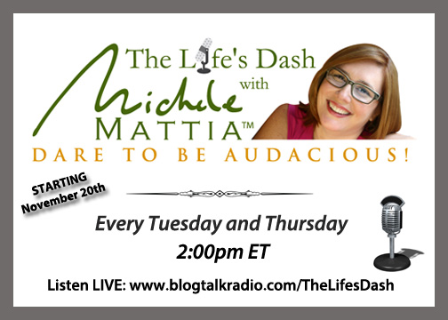 The Life's Dash with Michele Mattia