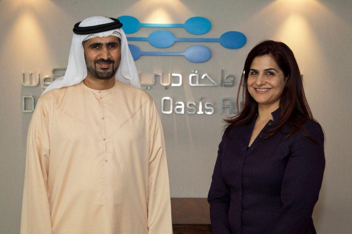 Ghanim Al Falasi- DSOA and Meera Kaul - Optimus (2