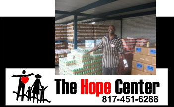 Providing Food and Clothing for Local DFW Families