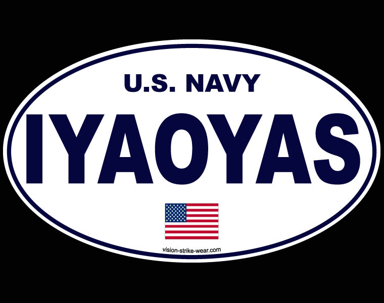 vswa155-IYAOYAS Decal