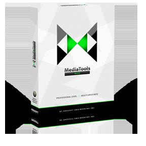 MediaTools Wipe Box