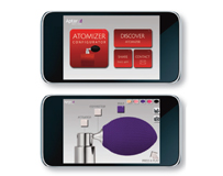 Aptar Atomizer App For Smart Devices