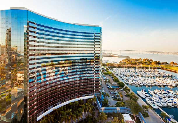 The San Diego Marriott Marquis and Marina is the perfect setting for a meeting