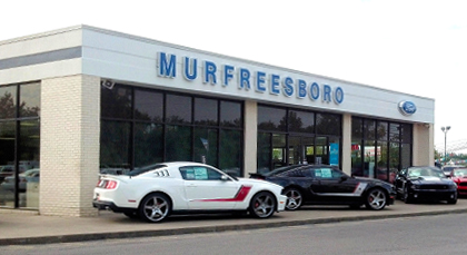 Ford of Murfreesboro, Murfreesboro, TN