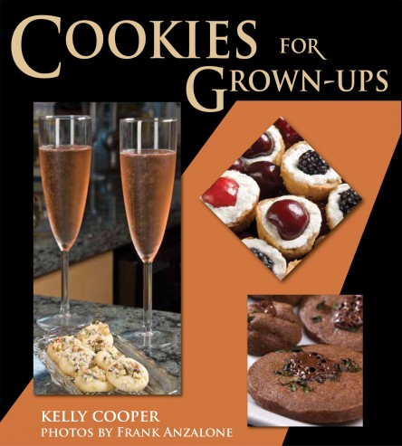 """Cookies for Grown-ups"" by Kelly Cooper"