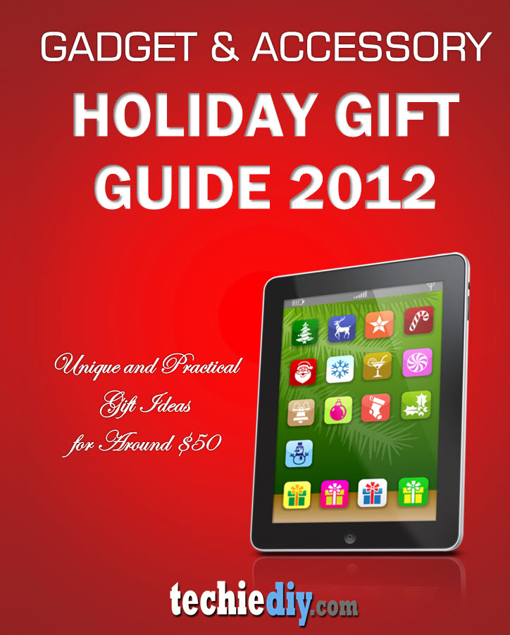 2012 Gadget & Accessory Holiday Gift Guide
