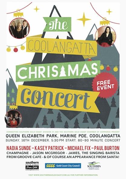 Coolangatta Christmas Concert