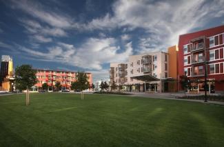 UC Davis West Village Photo Credit: Frederic Larson
