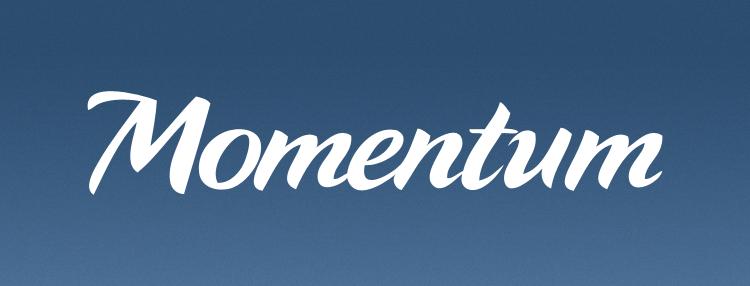 Momentum Logo High Quality