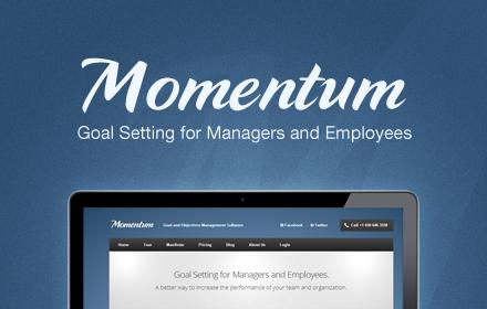 Momentum Teaser Image