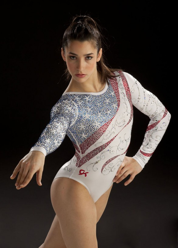 Aly Raisman to be at Michael-Ann Russell JCC, Dec 2