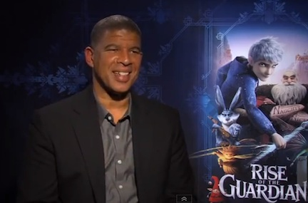 "Peter Ramsey, Director of ""Rise of the Guardians"""
