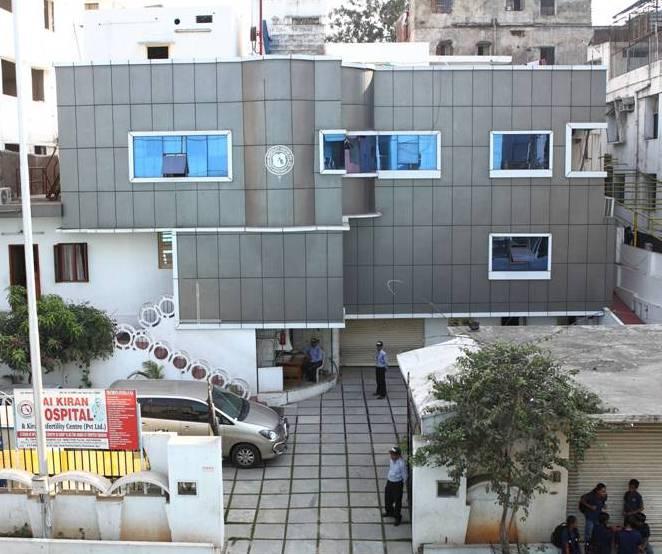 Kiran Infertility Centre, Hyderabad, India