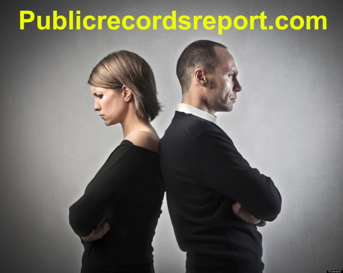 Free Public Divorce Records