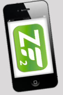 Zend Logo- iPhone