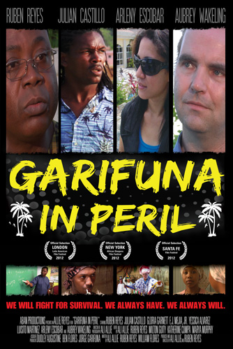 Garifuna in Peril Movie Poster