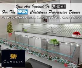 Construction Resources is hosting the NKBA Ga Dinner Event on December 13