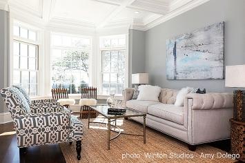 Birgit Anich Staging & Interiors - Living Room