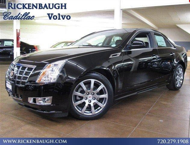 Black Friday 2012 Cadillac CTS Luxury Touring Sedan  Rickenbaugh Cadillac Denver