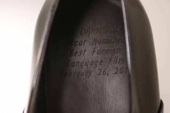 Treccani Milano Custom Men's Tuxedo Shoes Hand Made In Italy 1