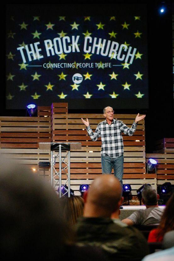Pastor Bill Davis
