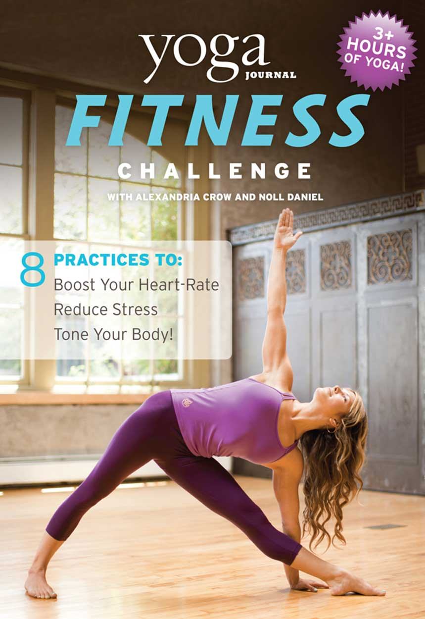 Yoga Journal Fitness Challenge