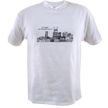 The Wrighter cityscape T
