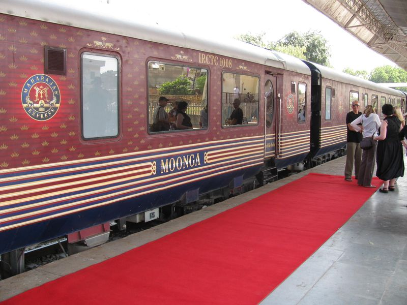 Maharajas'  Express Luxury Train